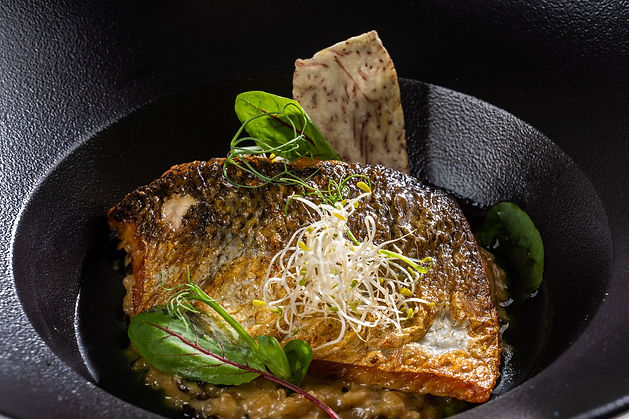 White fish with risotto.jpg