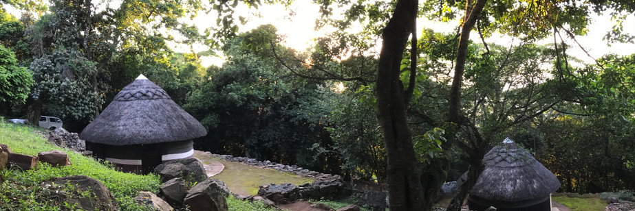 The Sacred Spaces of Venda