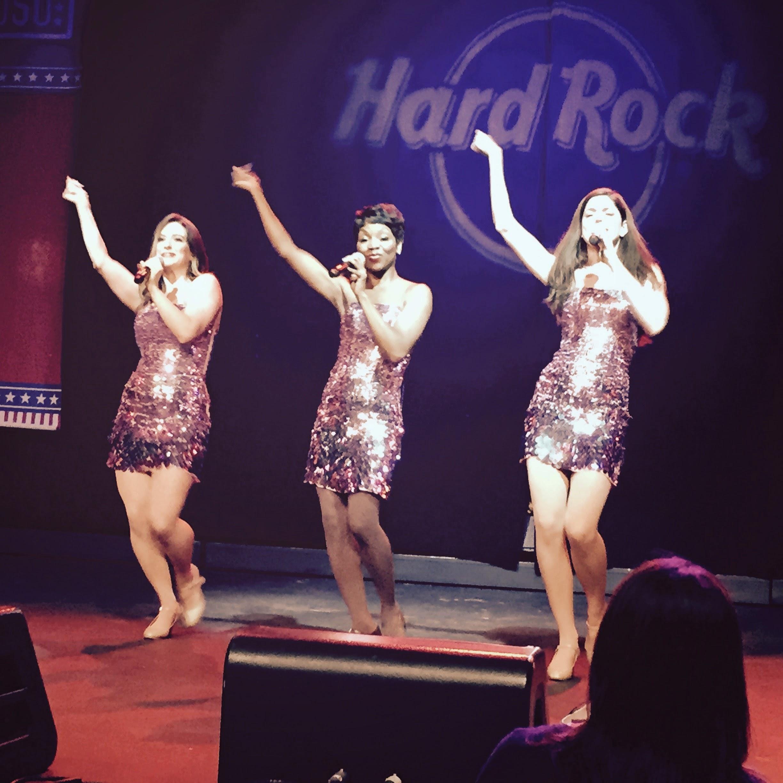 USO Hard Rock Time Sqaure