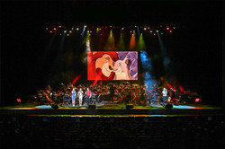 Featured Soloist for Disney in Concert