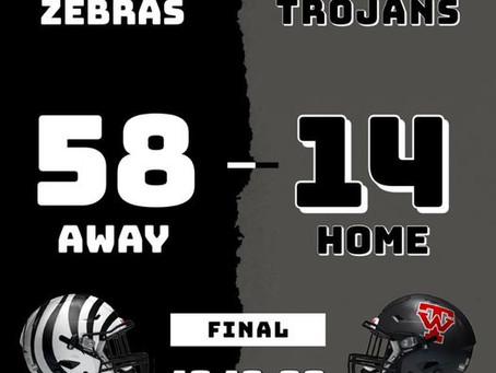 Back on the Road, Zebras Victorious