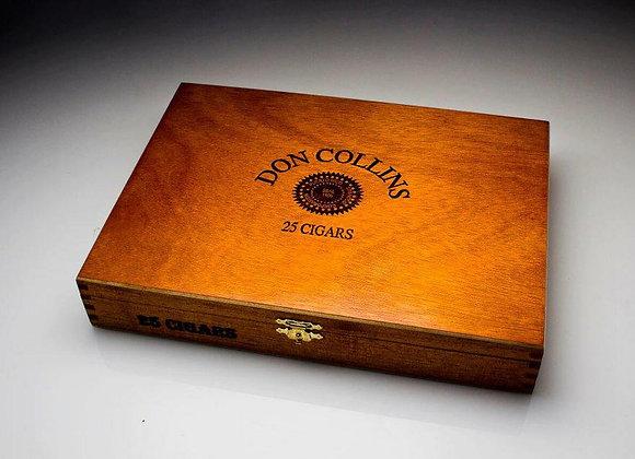 Don Collins Cigar Box