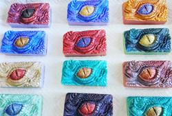 Dragon soap