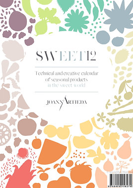Technical and creative calendar of seasonal products in the sweet world