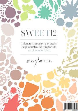 Calendario técnico y creativo de productos de temporada en el mundo dulce