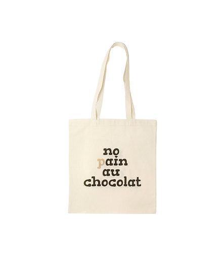 'No pain au chocolat'