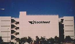 Lockheed Space and Missile