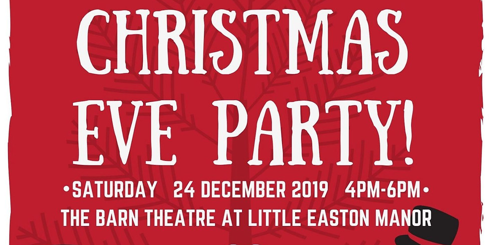 Children's Christmas Eve Party!
