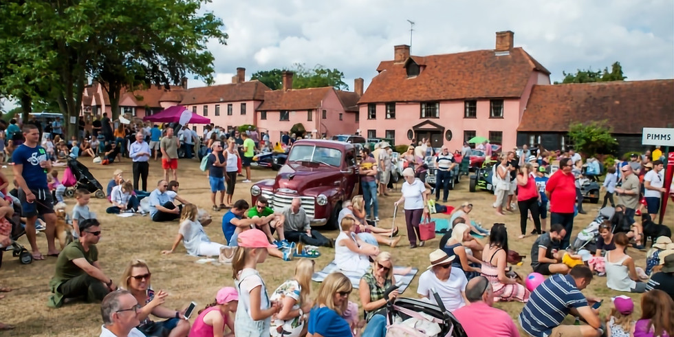 The Annual Countess of Warwick's Show