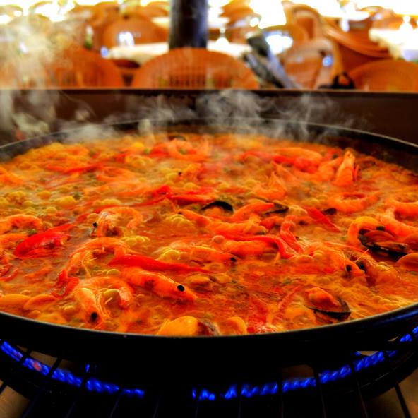 Spanish Tapas and Paella evening at Little Easton Manor