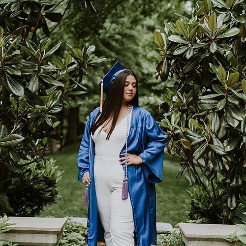 Allison Graduation Session
