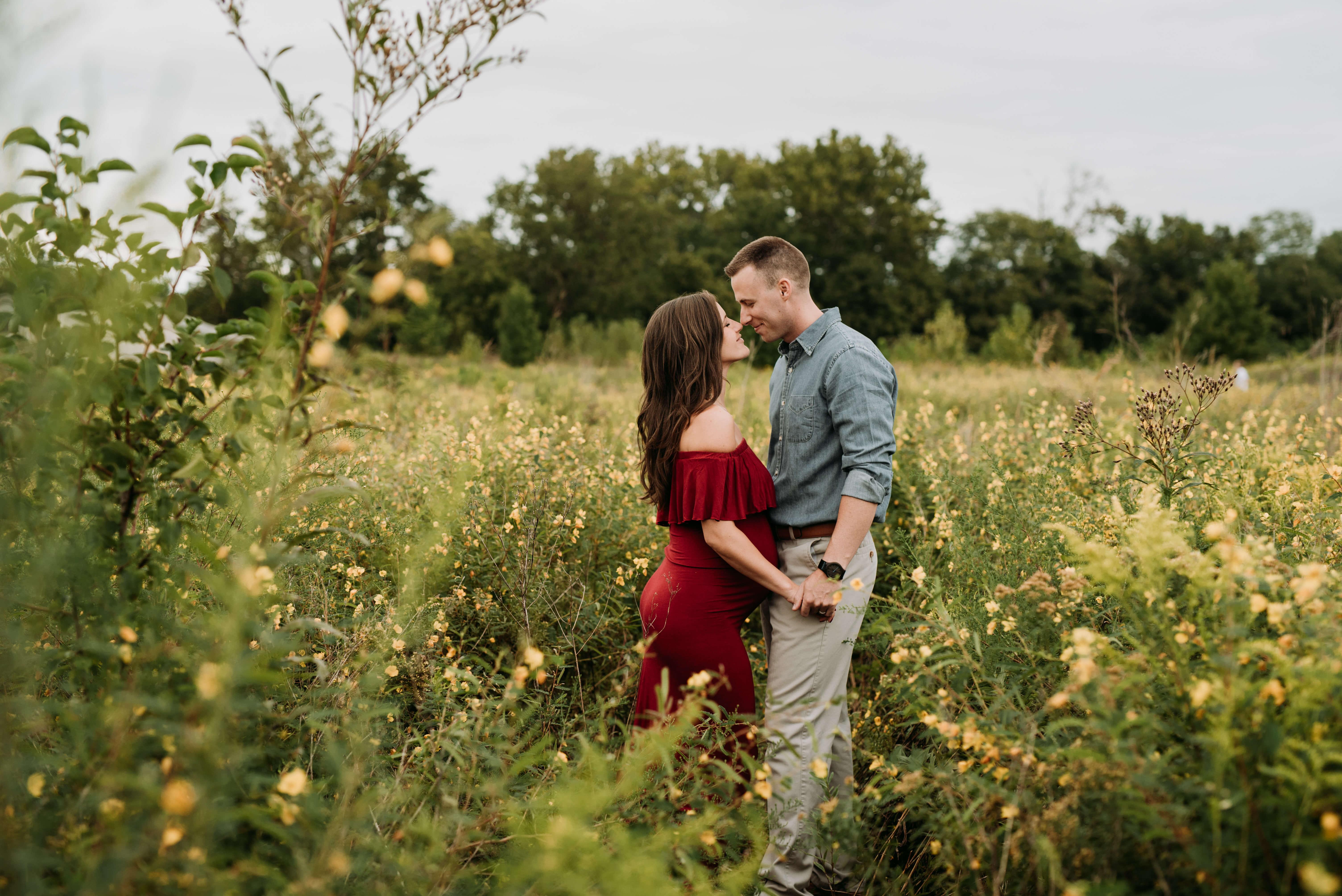 Katie McBroom Maternity Photography
