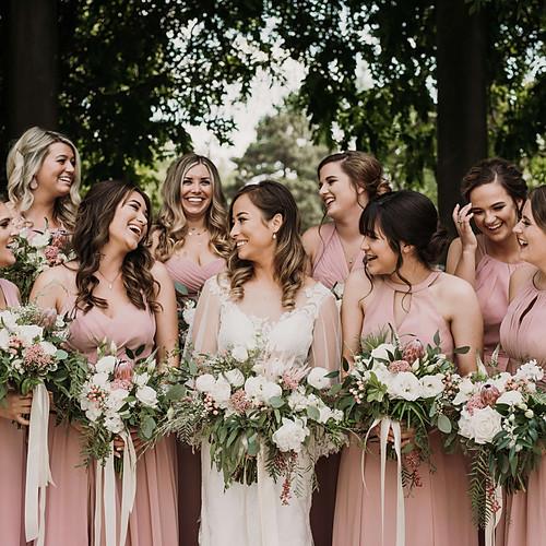 A Dreamy Estate Wedding