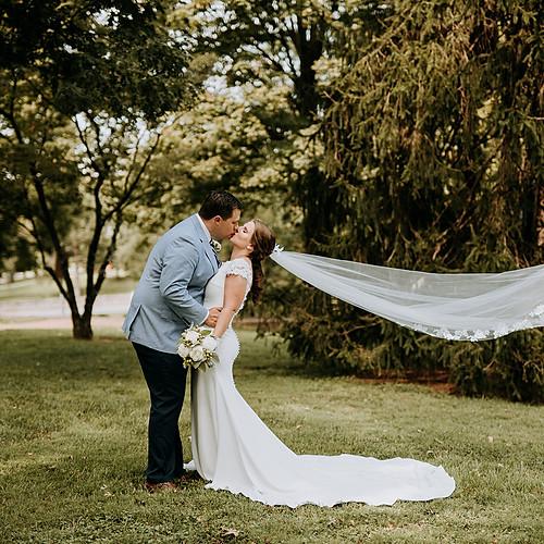 My Old Kentucky Home Wedding | E + M