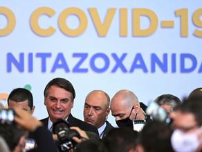 'Another piece of populist propaganda': Critics slam the Brazilian government's new COVID-19 drug
