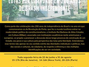 Symposium at Casa Rui Barbosa