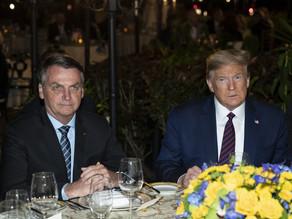 Bolsonaro Fraudulently Circumvented Trump's COVID-19 Immigration Ban