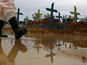 Brazil tops 251,000 Covid deaths as daily fatalities also set record