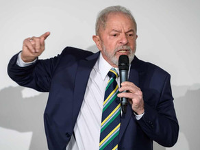 Brazil's ex-president Lula condemns Bolsonaro over Covid in comeback bid