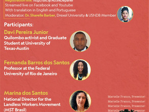 Who Ordered the Assassination of Marielle Franco and Others?