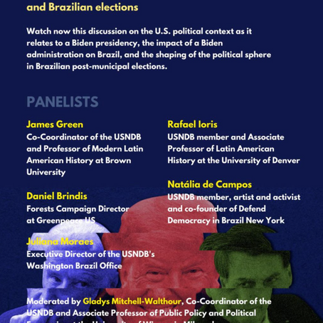 Dialogues for Democracy: American and Brazilian Elections