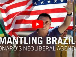 Lula speaks of U.S. power behind Bolsonaro in new documentary