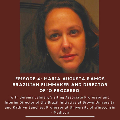 Dialogues for Democracy with Maria Augusta Ramos