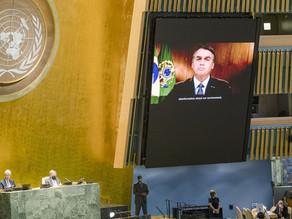 Bolsonaro to world: Brazil is victim of environmental smear