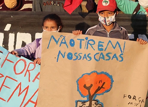 Letter to Governor Romeu Zema, on the evictions carried out at Quilombo Campo Grande in Minas Gerais