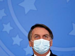 Brazil's Bolsonaro says COVID-19 vaccinations will not be mandatory