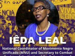 DSA International Committee webinar with Ieda Leal