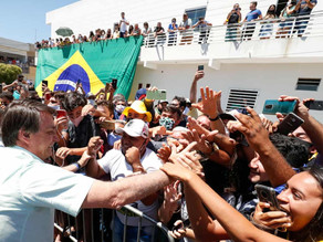 'He became a hero': Bolsonaro sees popularity surge as Covid-19 spreads
