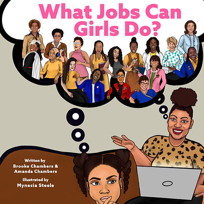 What Jobs Can Girls Do?