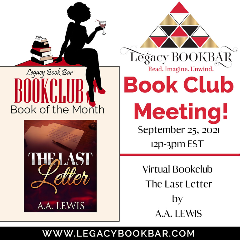 September Online Book Club