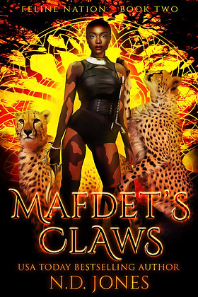 Mafdet's Claws