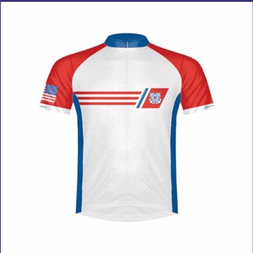 Coast Guard Cycling Jersey