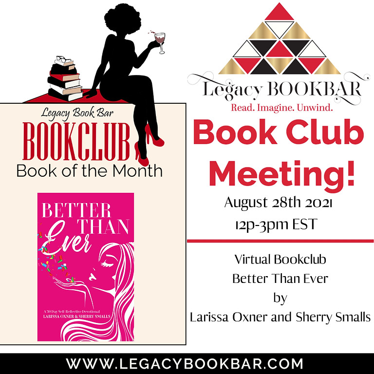 August Online Book Club