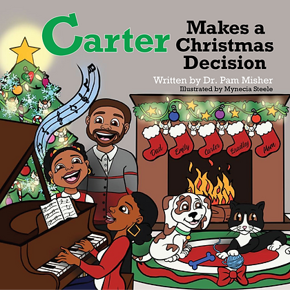 Carter Makes a Christmas Decision