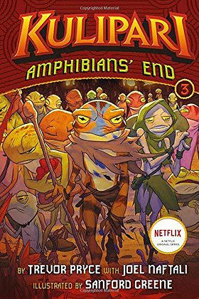Kulipari Amphibians End - Book 3