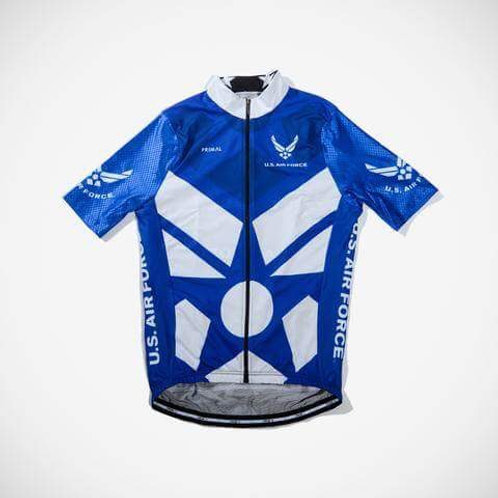 US Air Force Helix Jersey (Blue & White)
