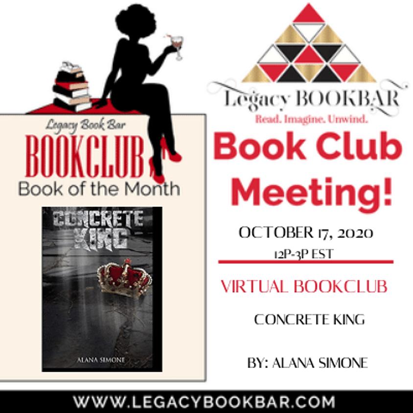 October BookClub Part 1!