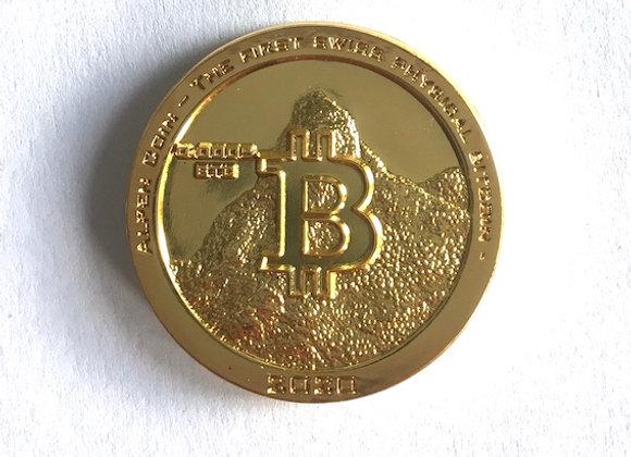 Alpen Coin 2020, brillant