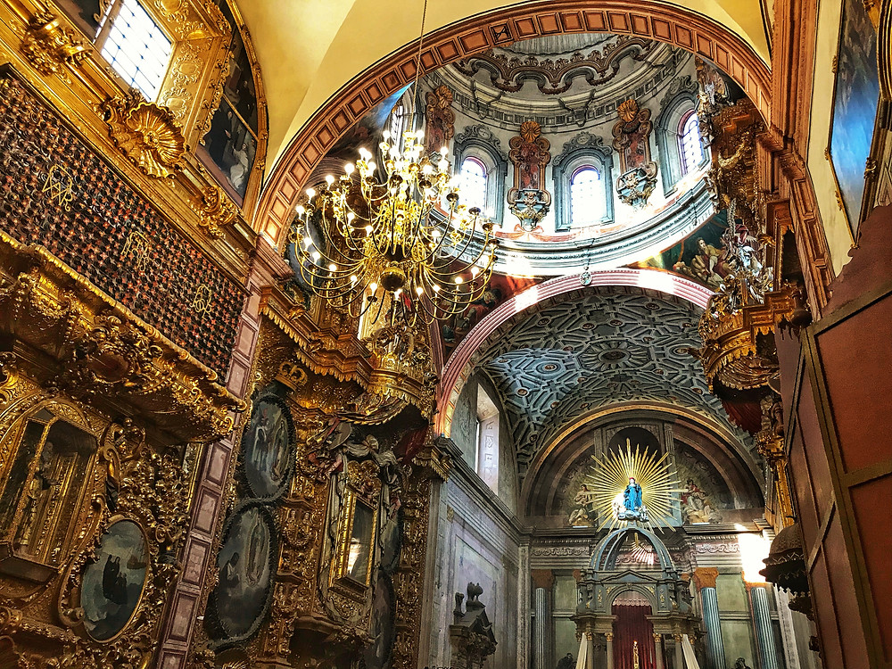 Baroque Art in Mexico
