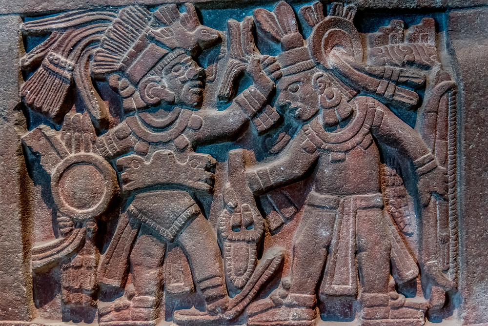 Aztec Art History