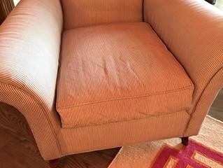Presto ... Change-o ... Chair transformation!
