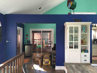 Lake house transformed ... part 1, it begins