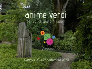 Anime Verdi, Padova 26 e 27 settembre