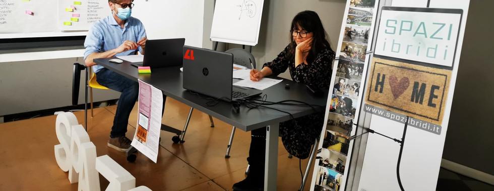 Officine On/Off - Vincenza Pellegrino