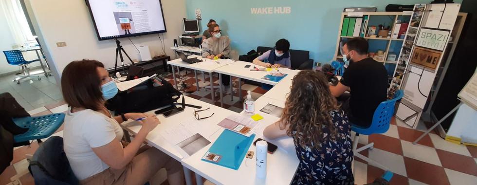 WakeHub - lavori in corso