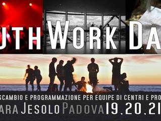 Arrivano gli Youth Work Days